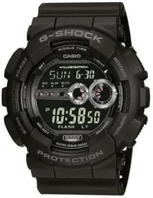 Casio G-Shock Original GD-100-1BER Digitaluhr für Herren