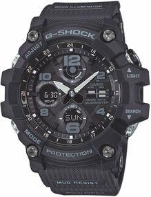 Casio G-Shock MUDMASTER GWG-100-1AER Herrenchronograph Multiband 6 & Solar