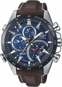 Casio Edifice Bluetooth EQB-501XBL-2AER Herrenchronograph Mit Bluetooth