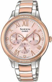 Casio Sheen Classic SHE-3058SPG-4AUER Damenchronograph