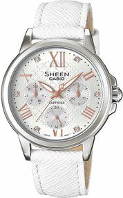 Casio Sheen Classic SHE-3511L-7AUER Damenchronograph