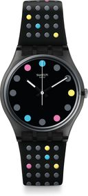 Swatch BOULE A FACETTE GB305 Herrenarmbanduhr