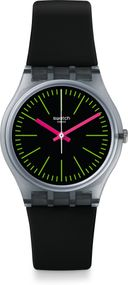 Swatch FLUO LOOPY GM189 Herrenarmbanduhr