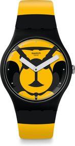 Swatch MAX L'ABEILLE SUOB149 Herrenarmbanduhr