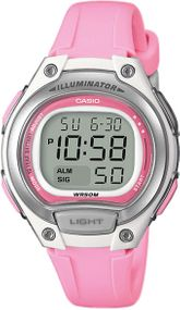 Casio Collection Women LW-203-4AVEF Digitaluhr für Damen
