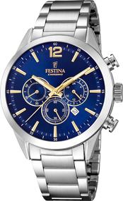 Festina Timeless Chronograph F20343/2 Herrenchronograph