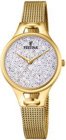 Festina Mademoiselle F20332/1 Damenarmbanduhr Mit Swarovski Kristallen