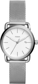 Fossil THE COMMUTER 3H DATE ES4331 Damenarmbanduhr