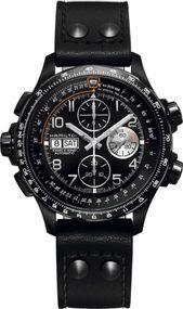 Hamilton Khaki X-Wind H77736733 Herren Automatikchronograph