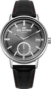 Ben Sherman PORTOBELLO PROFESSIONAL DATE WB071BB Herrenarmbanduhr