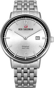 Ben Sherman THE DYLAN SOCIAL WBS101SM Herrenarmbanduhr