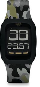Swatch Swatch Touch ISWATCH INVISIBLE SURB119C Digitaluhr Swiss Made
