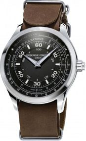 Frederique Constant Geneve Horological Smartwatch Notify FC-282ABS5B6 Smartwatch