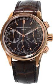 Frederique Constant Geneve Flyback Chronograph Manufacture FC-760DG4H4 Herren Automatikchronograph
