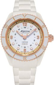 Alpina Geneve Comtesse Horological Smartwatch AL-281WY3V4 Smartwatch