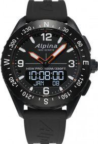 Alpina Geneve AlpinerX AL-283LBB5AQ6 Smartwatch