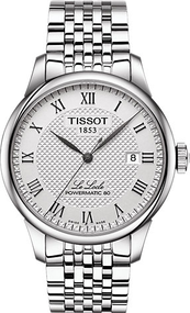 Tissot LE LOCLE POWER 80 T006.407.11.033.00 Herren Automatikuhr