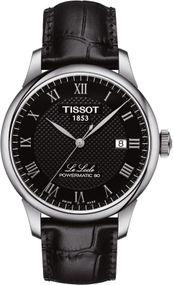 Tissot LE LOCLE POWER 80 T006.407.16.053.00 Herren Automatikuhr