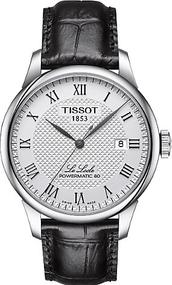 Tissot LE LOCLE POWER 80 T006.407.16.033.00 Herren Automatikuhr