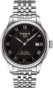 Tissot LE LOCLE POWER 80 T006.407.11.053.00 Herren Automatikuhr