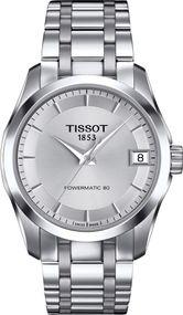 Tissot COUTURIER POWERMATIC 80 T035.207.11.031.00 Damen Automatikuhr