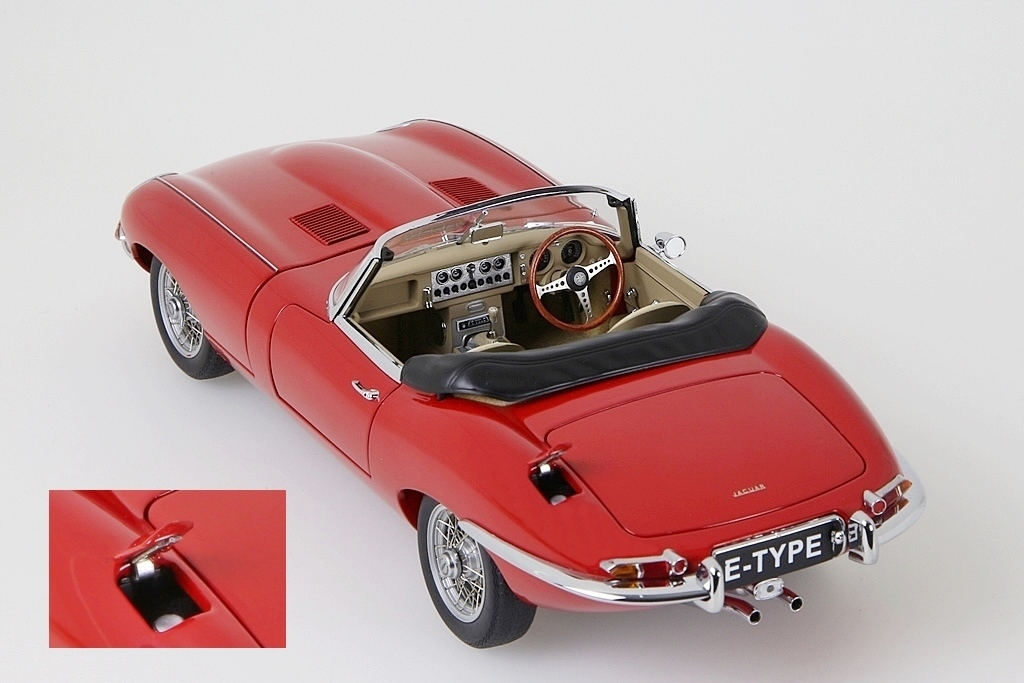 Jaguar E-Type Roadster Series I 3.8