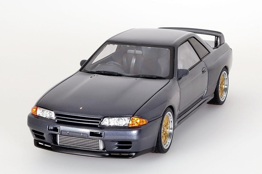 Nissan Skyline GT-R (R32)  grau metallic – Bild 5