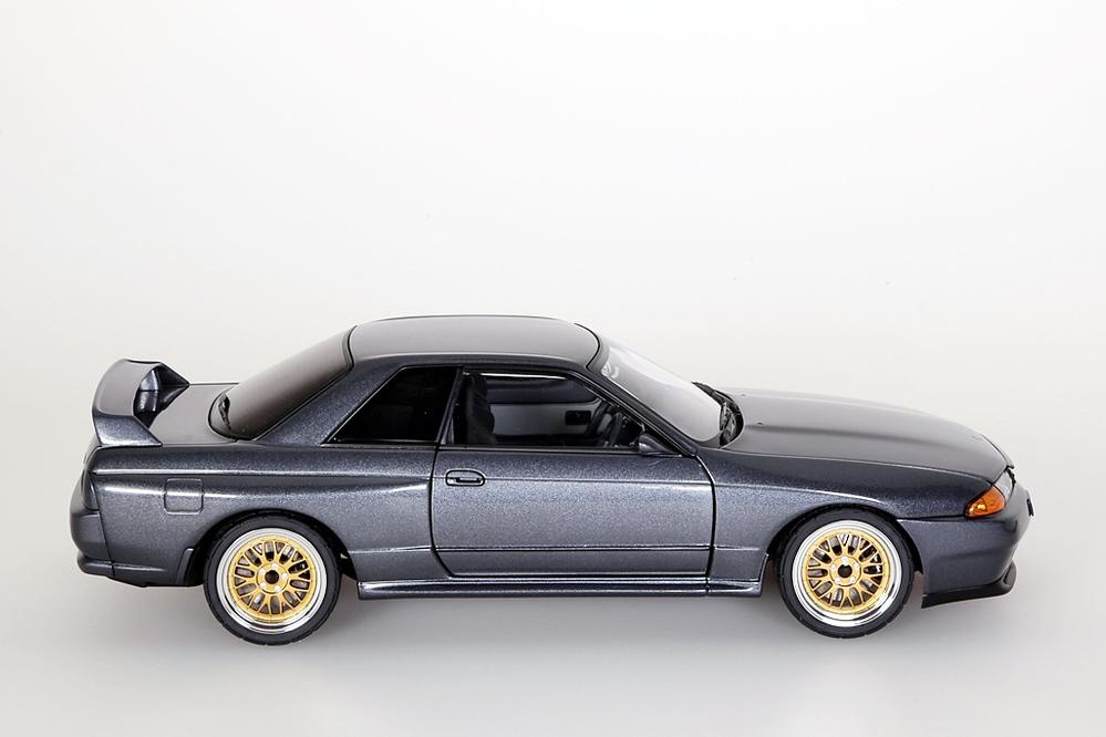 Nissan Skyline GT-R (R32)  grau metallic – Bild 8