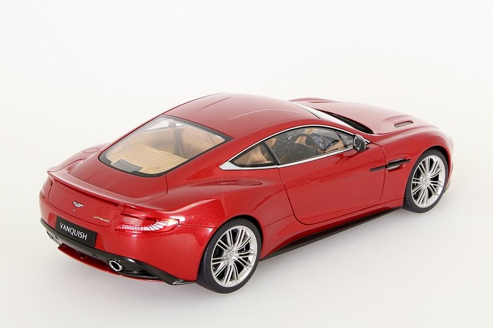 Aston Martin Vanquish 2015 rot metallic – Bild 7