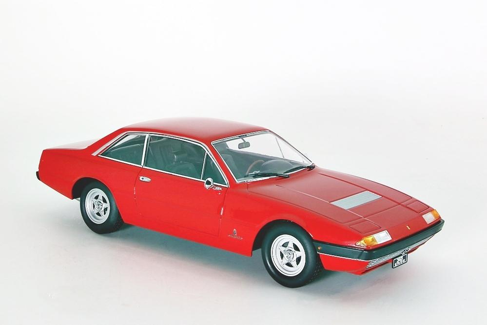 Ferrari 365 GT4 2+2, 1972 rot – Bild 6