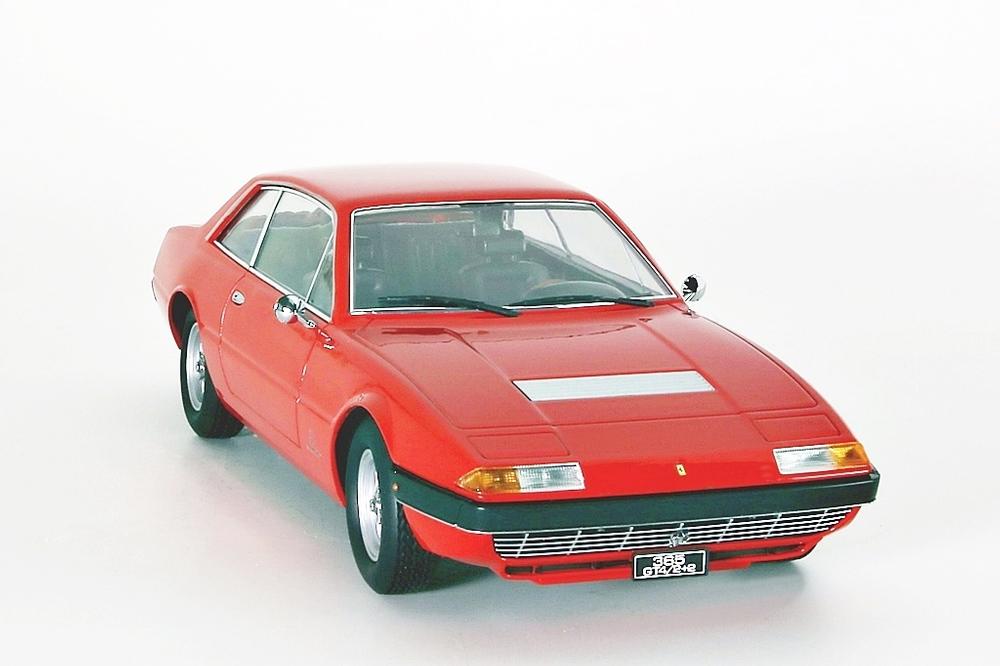 Ferrari 365 GT4 2+2, 1972 rot – Bild 7