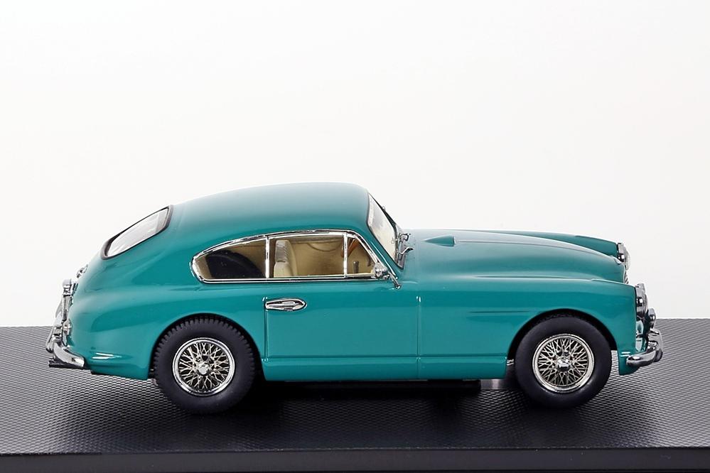 Aston Martin DB 2/4 1954 grün – Bild 6