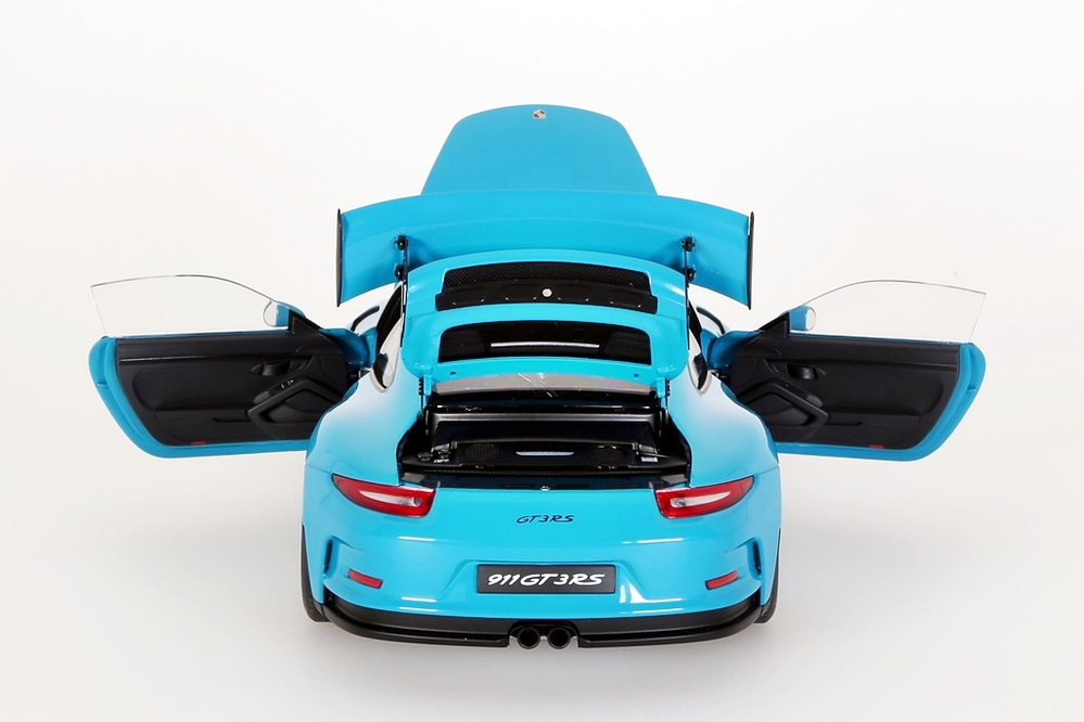 Porsche 911 (991) GT3 RS  2016 miami blue – Bild 6