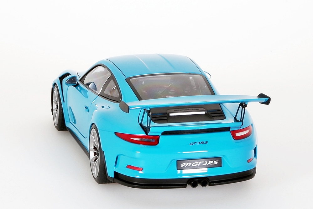 Porsche 911 (991) GT3 RS  2016 miami blue – Bild 2
