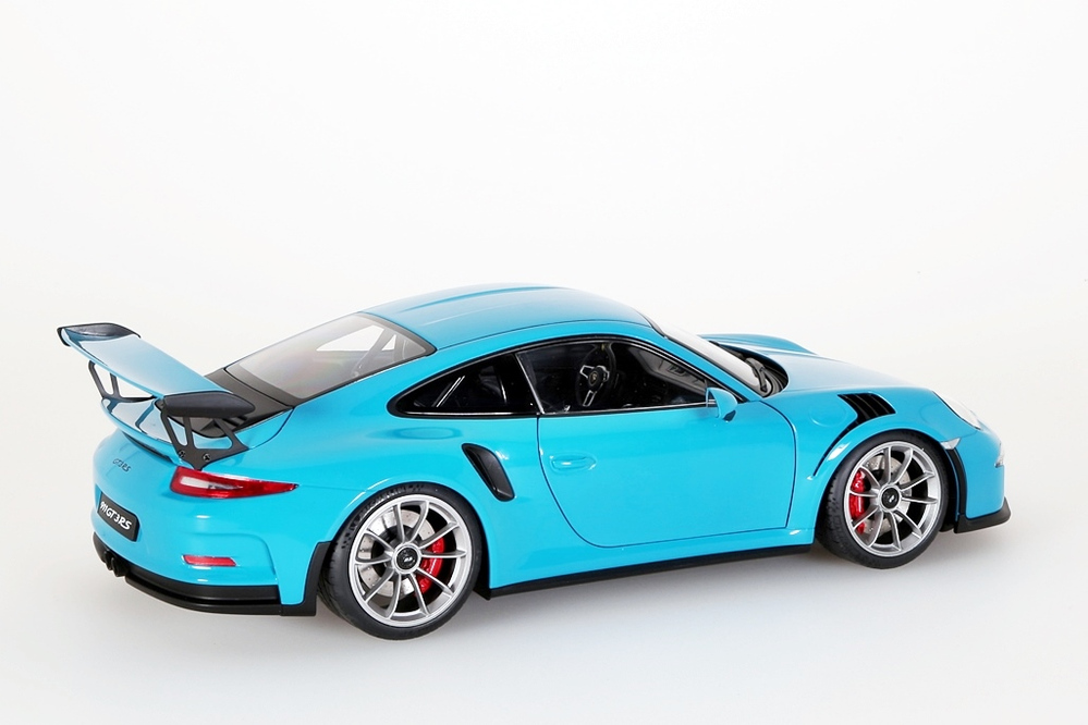 Porsche 911 (991) GT3 RS  2016 miami blue – Bild 7
