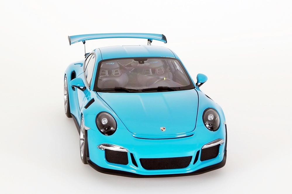 Porsche 911 (991) GT3 RS  2016 miami blue – Bild 10