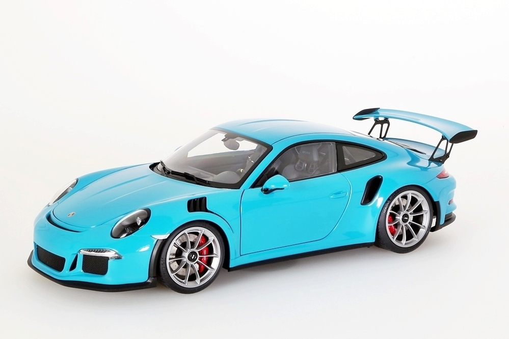 Porsche 911 (991) GT3 RS  2016 miami blue – Bild 1