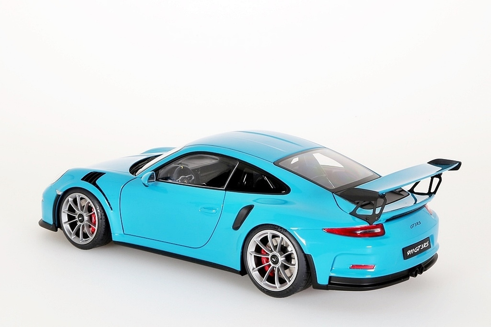 Porsche 911 (991) GT3 RS  2016 miami blue – Bild 3