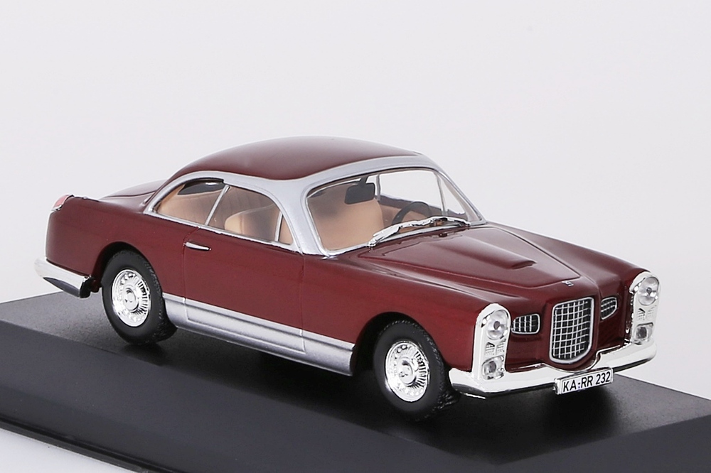 Facel Vega 1958 rot metallic – Bild 5