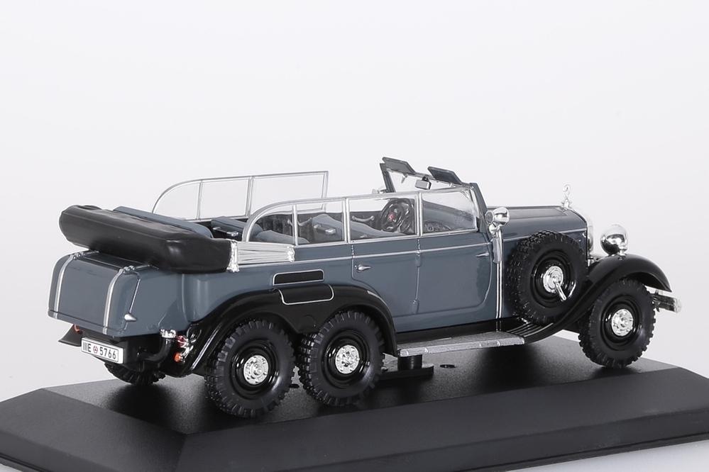 Mercedes-Benz G4 1938 grau – Bild 4