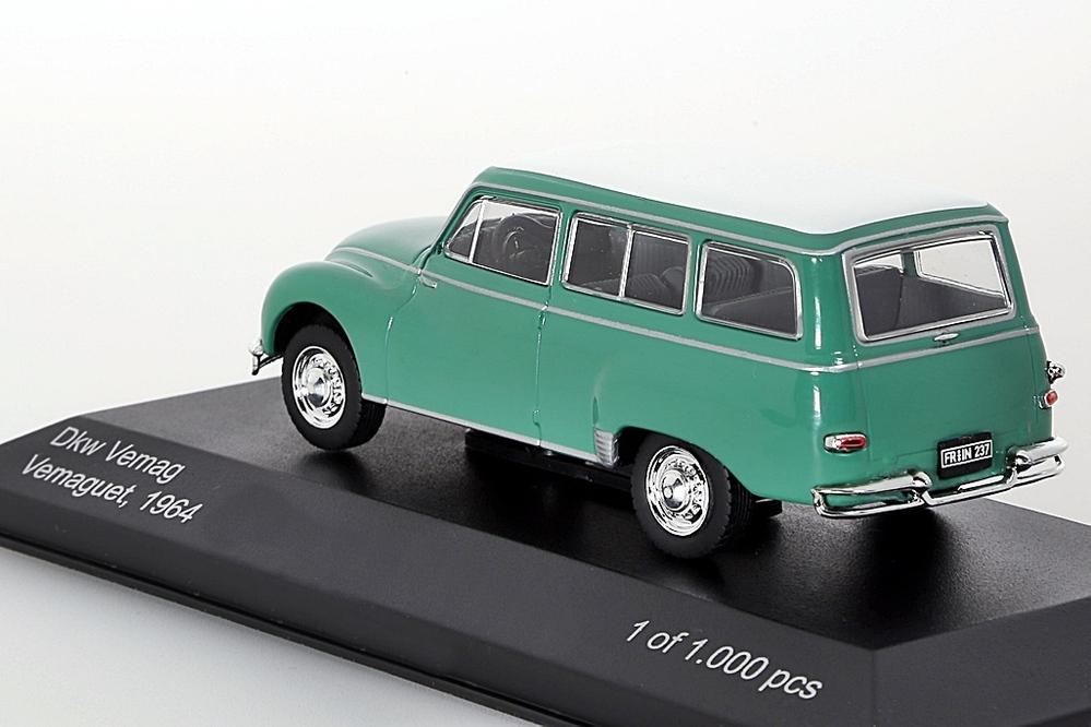 DKW Vemag Vemaguet 1964 grün/weiss – Bild 2