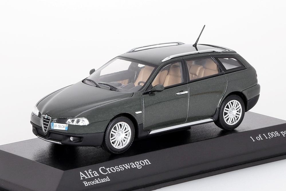 Alfa Romeo 156 Crosswagon 2004 Brookland – Bild 1