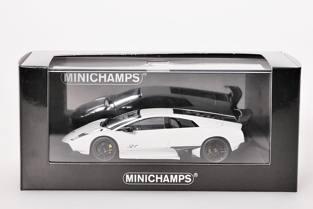 Lamborghini Murcielago LP 670-4 SV 2009 weiss – Bild 6