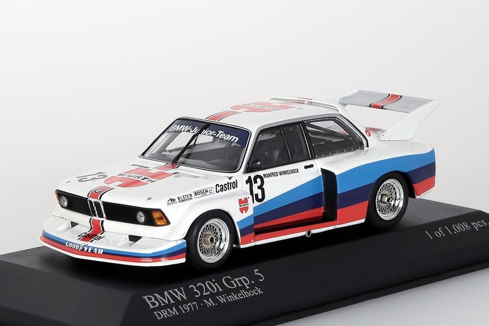 BMW 320i Würth Grp.5 DRM 1977 Winkelkock – Bild 4
