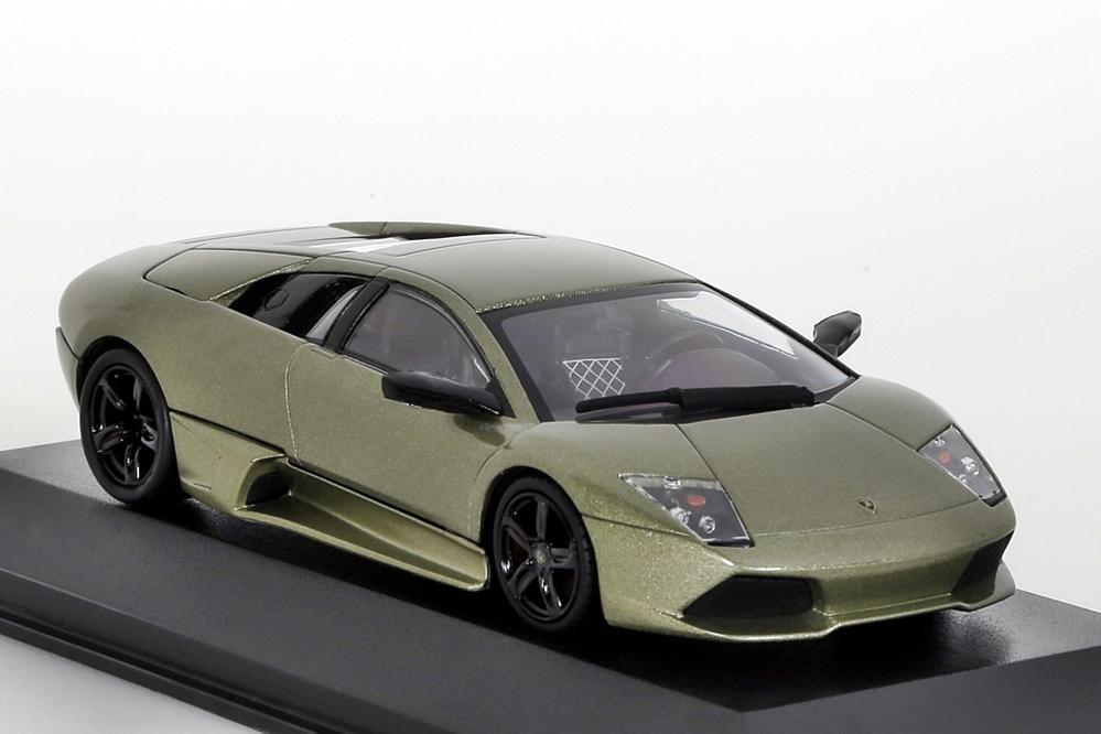 Lamborghini Murcielago LP 640 Poadster 2007 grün metallic – Bild 4