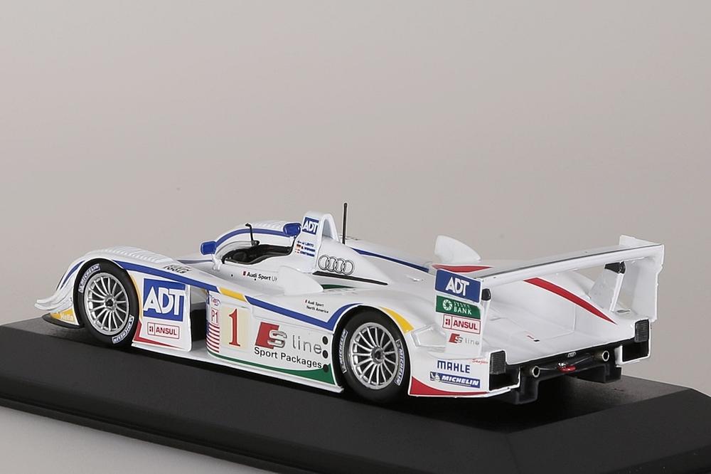 Audi R8 No.1 Road Atlanta Winners Lehto/Werner – Bild 3