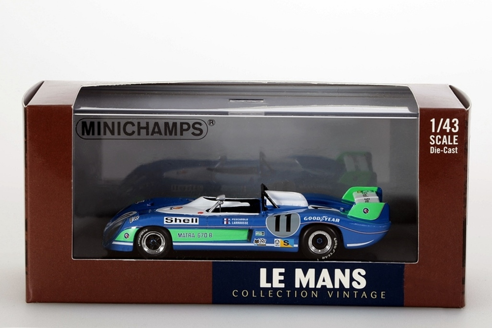Matra-Simca MS670B 24h LeMans 1973 – Bild 6