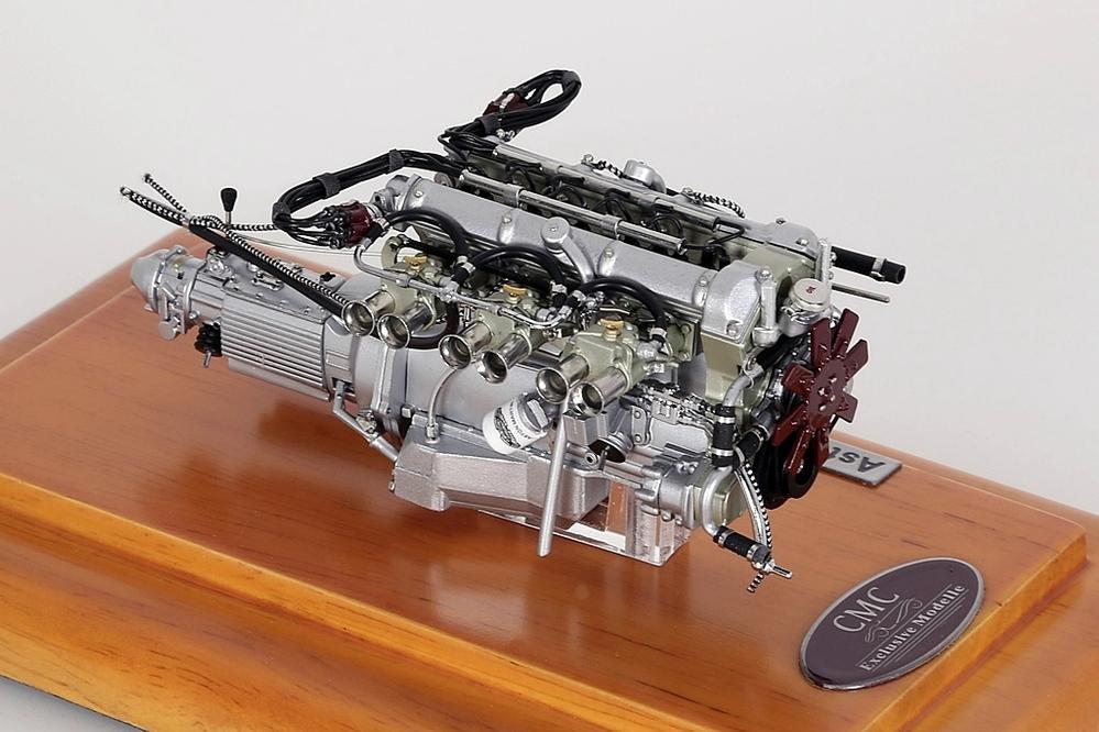 Aston Martin DB4 GT Engine 1961 – Bild 6