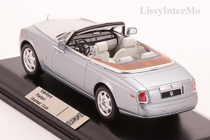 Rolls Royce Phantom Drophead Coupe 2009 – Bild 3
