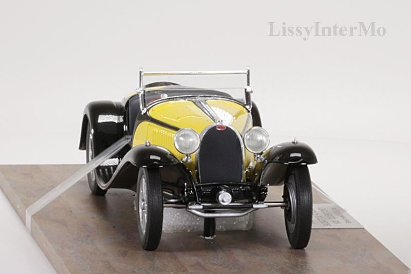 Bugatti T 57 Roadster Pantheon 1:18 – Bild 8